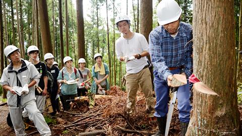 地域環境科学部   東京農業大学