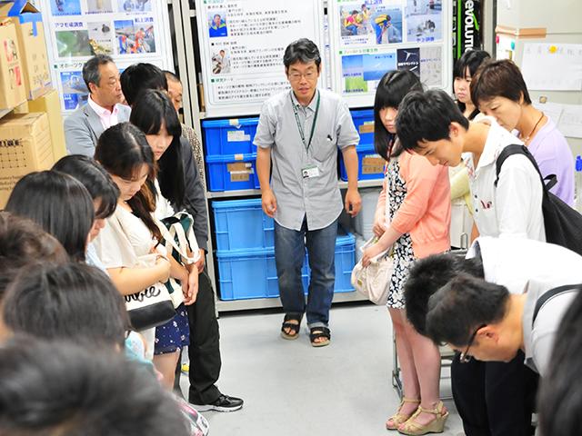 北海道オホーツクキャンパス【要予約】