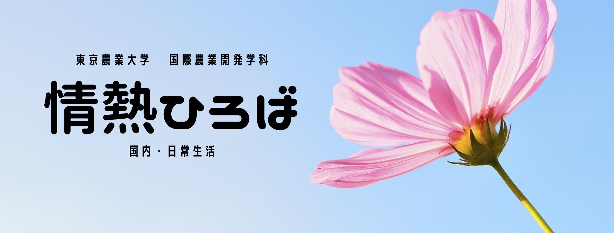 情熱ひろば(国内・日常生活)