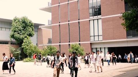 東京農大生のキャンパスライフ