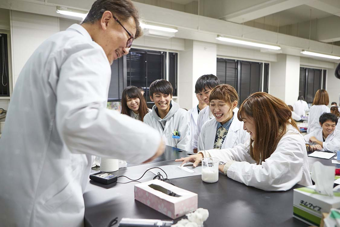 List of Supervisors at Graduate School of Bioindustry for 2018