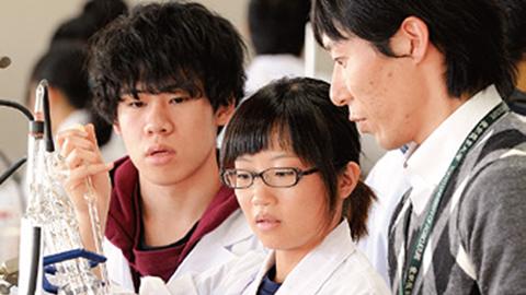 農芸化学科   東京農業大学