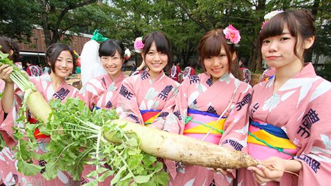 収穫祭(学園祭)