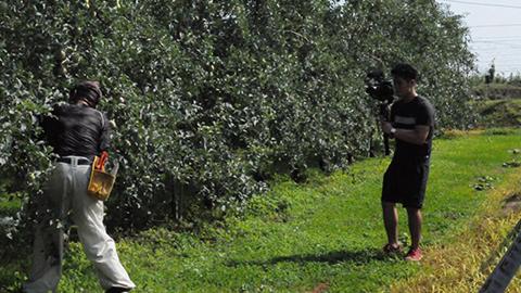 もぐもぐProject『果物加工品の商品開発とプロモーション動画の制作プロジェクト』